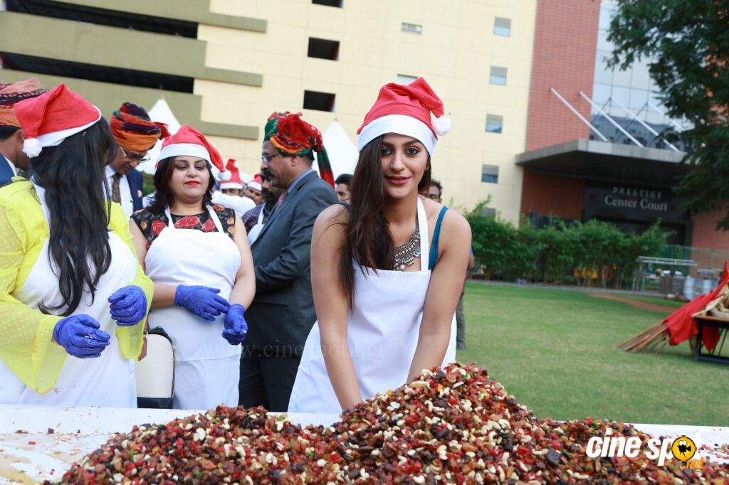 Green Park Christmas Cake Mixing Ceremony (14)