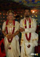 Rambha Marriage Wedding Photos (2)