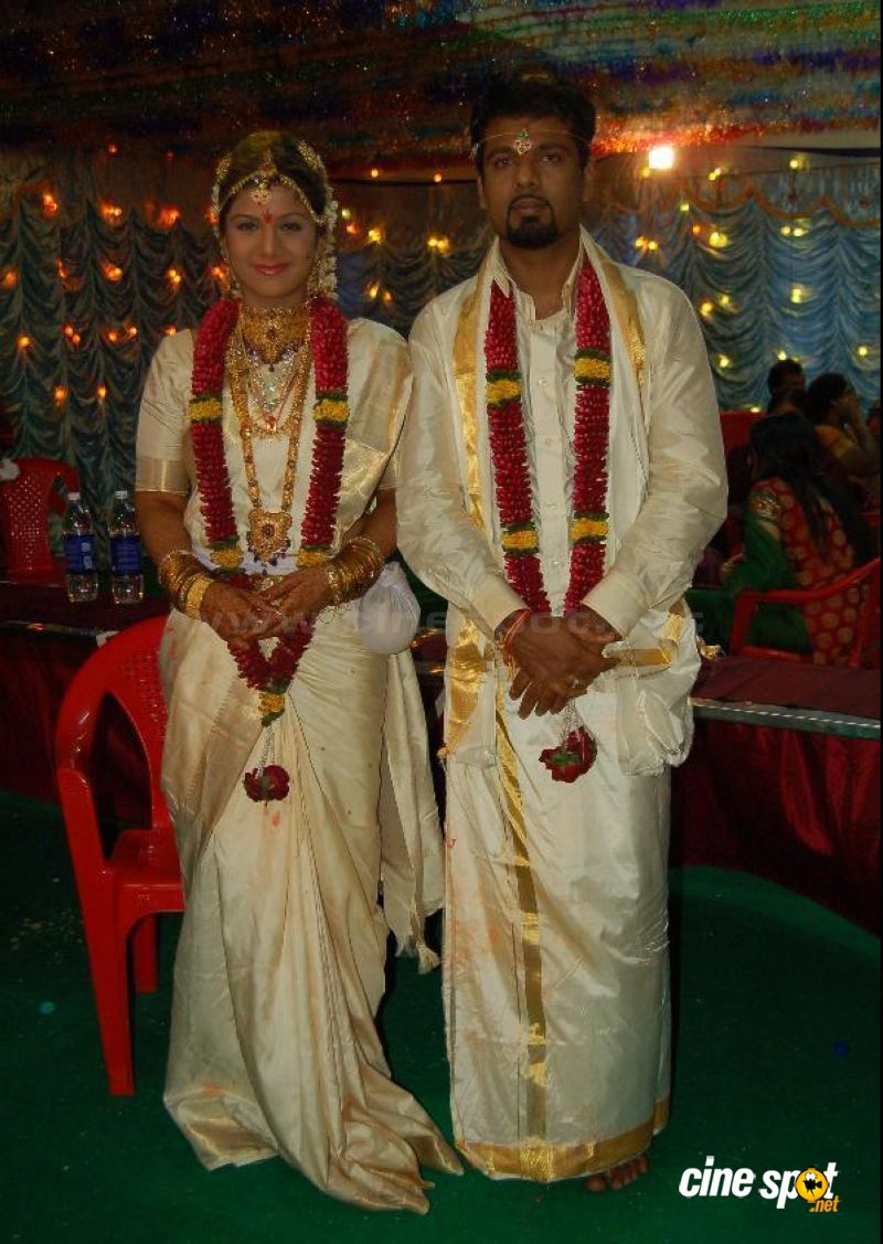 Related Pictures south actress rambha wedding reception photo gallery