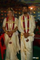 rambha with indrakumar Wedding photos