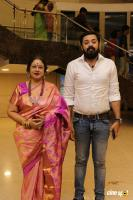 Ramesh Khanna Son Jashwanth Kannan Priyanka Wedding Reception Stills (99)
