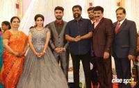 Ramesh Khanna Son Jashwanth Kannan Priyanka Wedding Reception Stills (5)