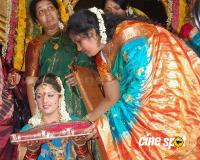 Rambha Marriage Wedding Photos (3)