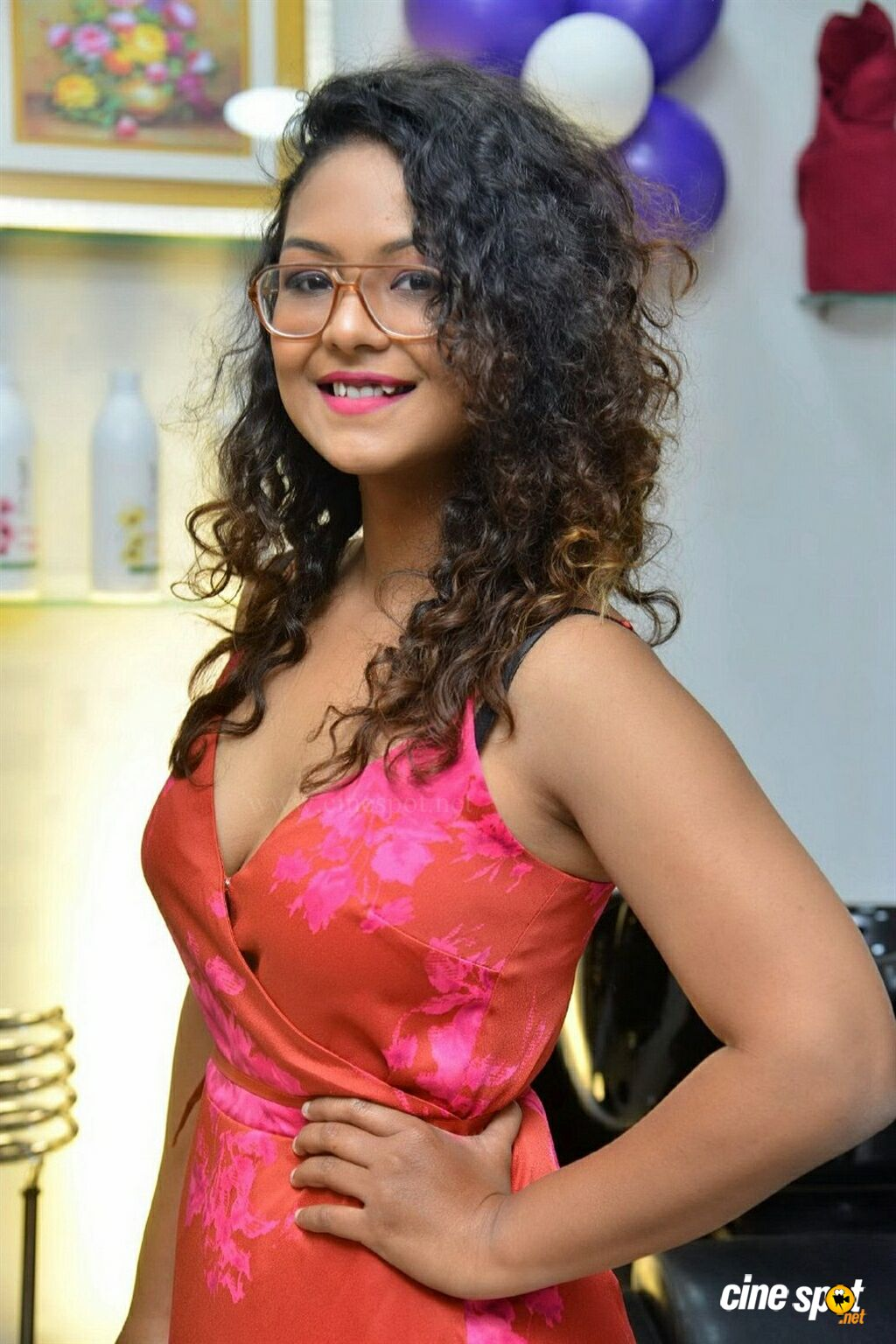 Aditi Myakal at Glam Studios Launch (2)