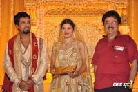 Rambha reception Photos Wedding Marriage Reception Photos (4)