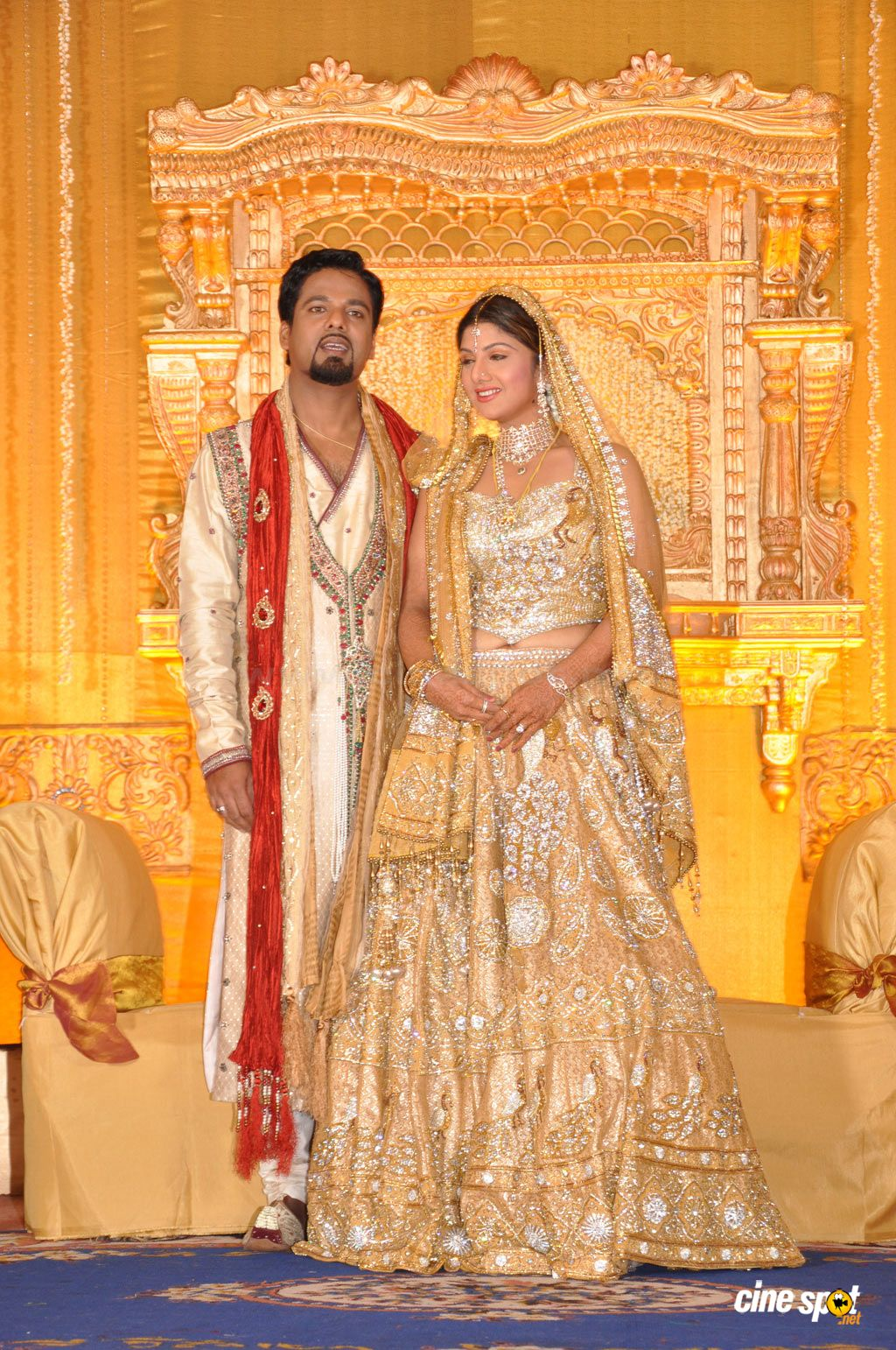 Rambha Reception Photos Wedding Marriage Reception Photos 6
