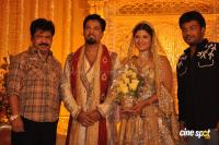 Rambha reception Pics Rambha reception Marriage Photos