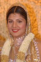 Rambha at Rambha Marriage Reception Photos (1)