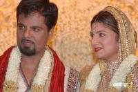 Rambha Indra Kumar Marriage Reception Photos