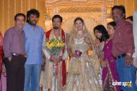 Rambha Reception Photos Actress Rambha marriage Reception Photos (1)