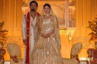 Rambha Reception Photos Actress Rambha marriage Reception Photos (12)