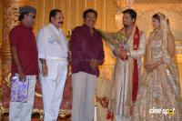 Rambha Reception Photos Actress Rambha marriage Reception Photos (15)