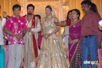 Rambha Reception Photos 25