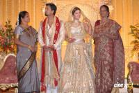 Rambha Reception Photos 26