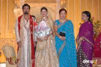 Rambha Reception Photos Actress Rambha marriage Reception Photos (27)