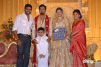 Rambha Reception Photos Actress Rambha marriage Reception Photos (29)