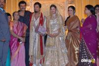 Rambha Reception Photos 4