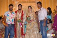 Rambha Reception Photos 11