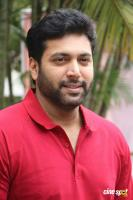 Jayam Ravi at Adanga Maru Press Meet (3)