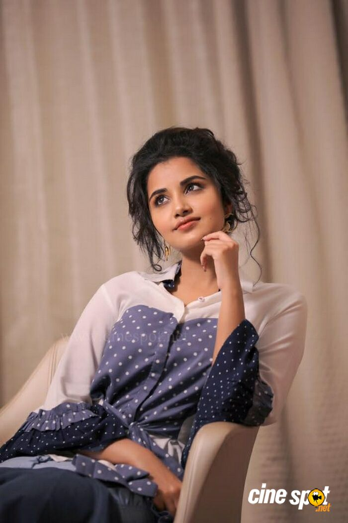 Anupama Parameswaran PhotoShoot Images (1)