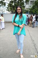 Namitha at Agambavam Shooting Spot (1)