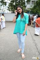 Namitha at Agambavam Shooting Spot (2)