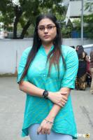 Namitha at Agambavam Shooting Spot (6)