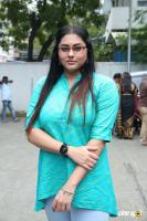 Namitha at Agambavam Shooting Spot (7)
