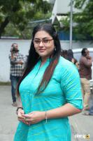 Namitha at Agambavam Shooting Spot (8)