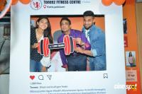 Andrea Jeremiah Launches Toneez Fitness Centre Photos