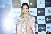 Kangana Ranaut at Manikarnika Trailer Launch (21)