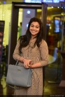 Shruti Ramachandran at Pretham 2 Success Meet (4)
