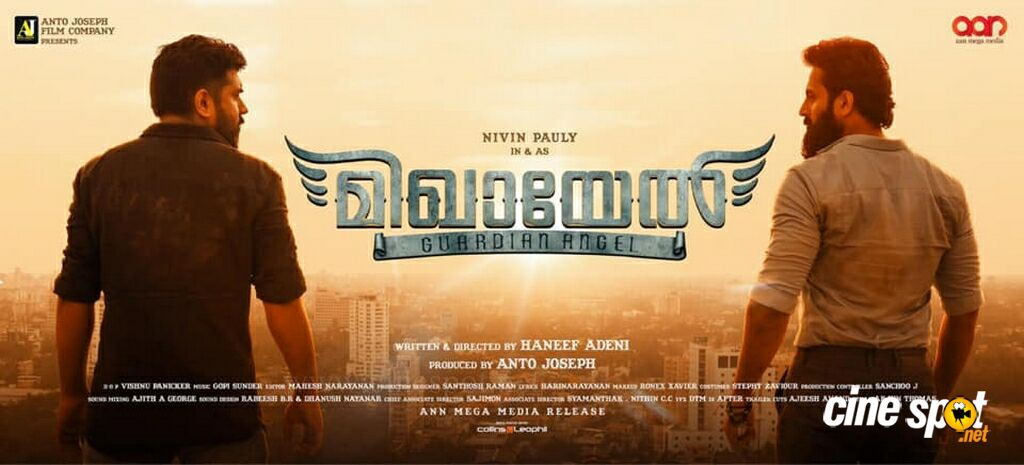 Mikhael Movie Posters (17)