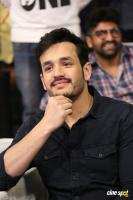 Akhil at Mr Majnu Pre Release Event (11)