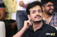 Akhil at Mr Majnu Pre Release Event (2)