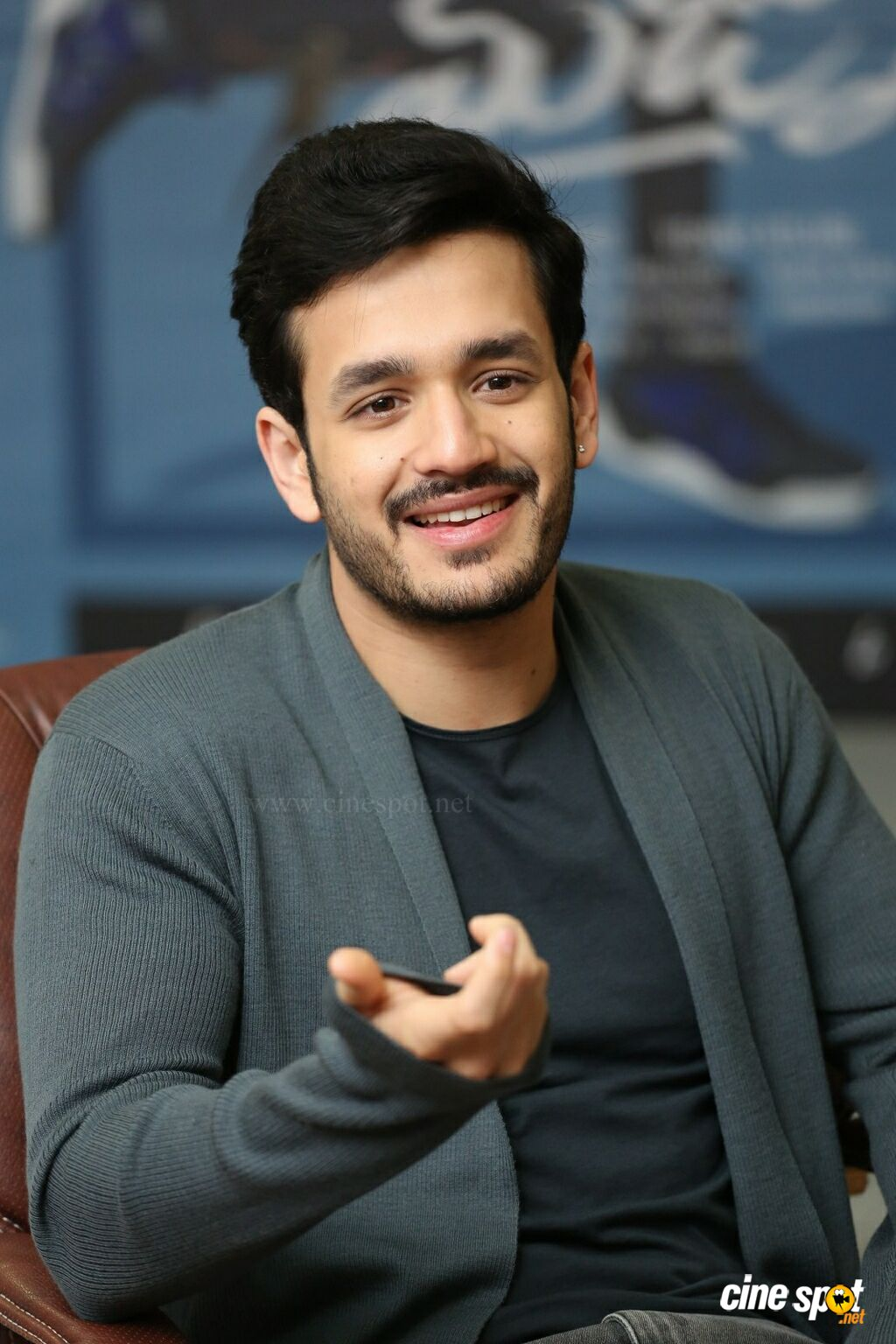 Mr Majnu Hero Akhil Akkineni Interview Photos (12)