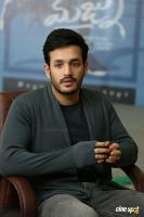Mr Majnu Hero Akhil Akkineni Interview Photos (16)