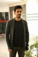Mr Majnu Hero Akhil Akkineni Interview Photos (2)