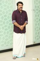 Mammootty at Yatra Movie Press Meet (1)