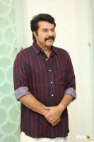 Mammootty at Yatra Movie Press Meet (2)