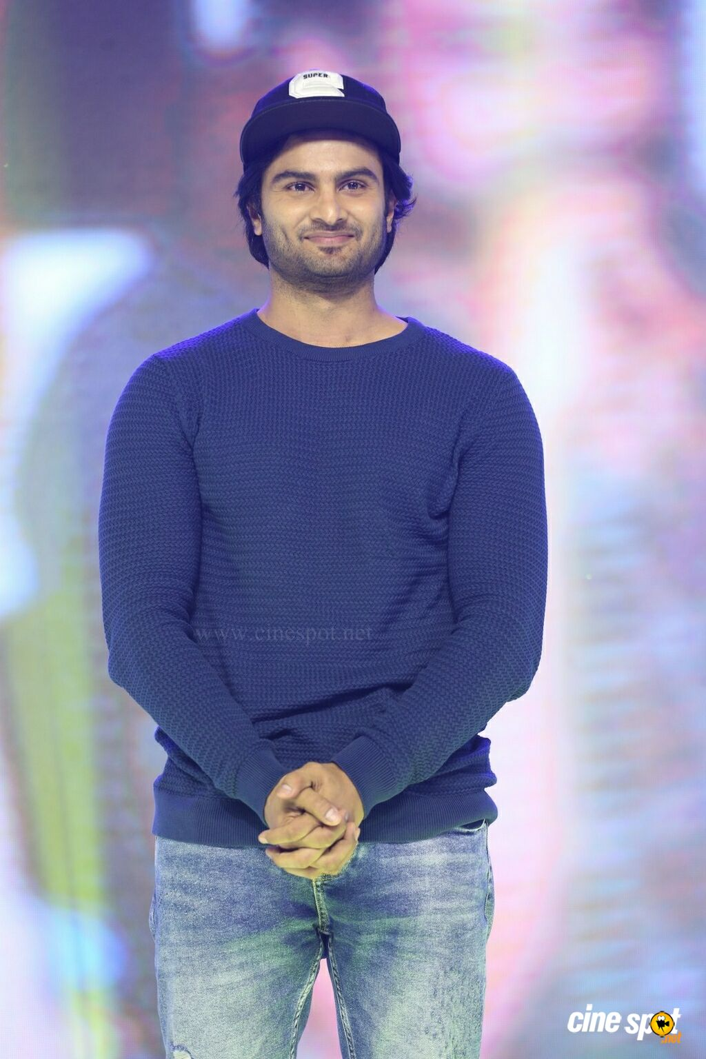 Sudheer Babu at Yatra Pre Release Event (10)