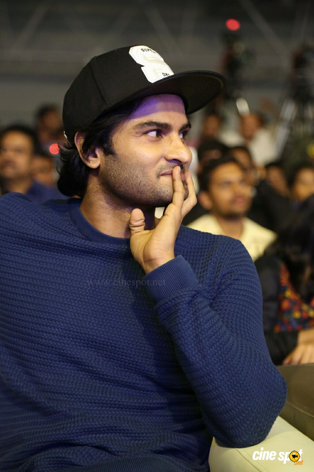 Sudheer Babu at Yatra Pre Release Event (3)