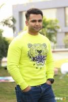 Amavas Movie Hero Sachiin Joshi Interview Photos (13)