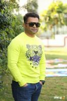 Amavas Movie Hero Sachiin Joshi Interview Photos (3)