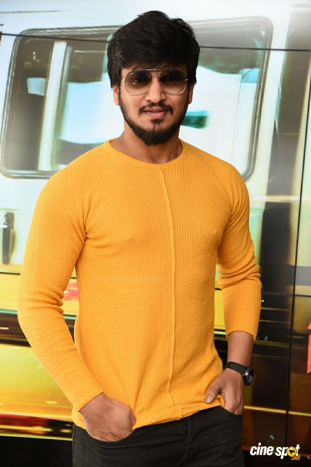Arjun Suravaram Movie Press Meet (11)
