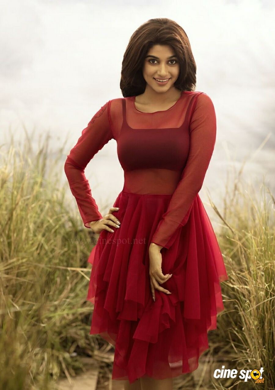 Oviya Helen Photoshoot Images (5)