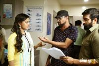 Dhilluku Dhuddu 2 Movie Working Stills