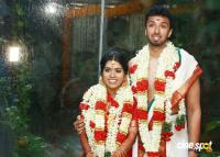 Manobala Son Harish Priya Marriage Photos