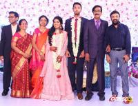 Manobala Son Harish Priya Wedding Reception (74)