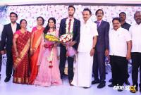 Manobala Son Harish Priya Wedding Reception (76)